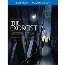 The Exorcist Extended Director's Cut and Original Theatrical Release with Book  - UntilGone.com