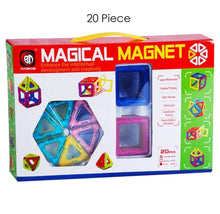 Magical Magnet Learning & Building Toy Set for Kids (7 Options) 20 Piece - UntilGone.com