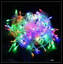 [30-Foot] Fairy String Lights with 100 LEDs - 7 Color Options Night Lights & Ambient Lighting