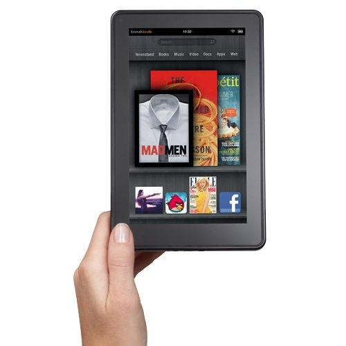 "Amazon Kindle Fire 1st Gen Tablet with 7"" Display - 8GB WiFi - UntilGone."