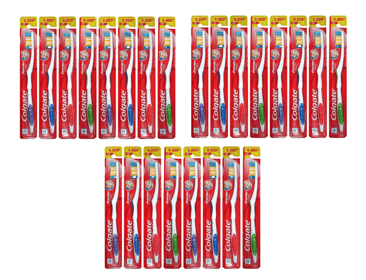 Daily Deal Toothbrushes Colgate Premier Toothbrushes