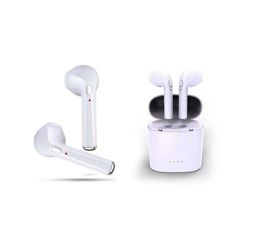 Wireless Bluetooth AirBuds for iOS or Android + Charging Case Headphones & Headsets