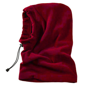 [2-Pack] John Bartlett Men's 4-in-1 Fleece Hood – Assorted Colors  - UntilGone.com