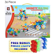 Magical Magnet Learning & Building Toy Set for Kids (7 Options) 36 Piece - UntilGone.com