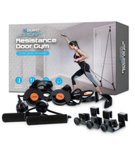 Aduro Sport Resistance Door Home Gym  - UntilGone.com