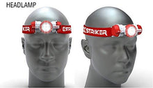 Striker Capsule 4-in-1 Headlamp and Tactical Magnetic Flashlight  - UntilGone.com