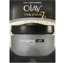 [2-Pack] Olay Total Effects 7-in-1 Anti-Aging Night Cream (1.7oz each)  - UntilGone.com