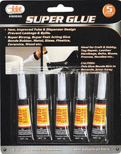 Fast Setting Craft and Hobby Super Glue [5-Pack]  - UntilGone.com