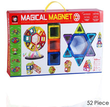 Magical Magnet Learning & Building Toy Set for Kids - 3 Choices 52 Piece - UntilGone.com