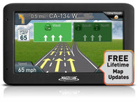 "Magellan RoadMate 5"" Touchscreen GPS Nav with Free Lifetime Maps"