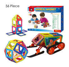 Magical Magnet Learning & Building Toy Set for Kids (7 Options) 56 Piece - UntilGone.com