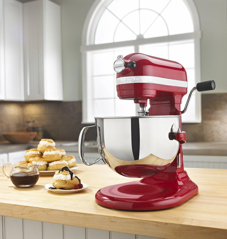 Superbe ... KitchenAid Professional 600 Series 6 Quart Bowl Lift Stand Mixer ...