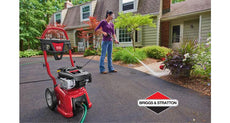 Briggs & Stratton Murray 2,800 PSI Pressure Washer with ReadyStart