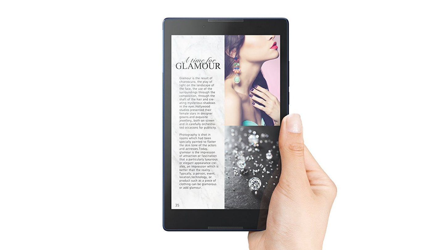 Lenovo Tab 3 Quad-Core Android Tablet with 8