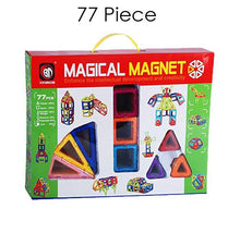 Magical Magnet Learning & Building Toy Set for Kids (7 Options) 77 Piece - UntilGone.com
