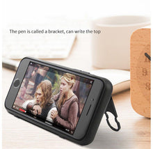 2-in-1 iPhone Case with Note Taking Screen on Back Mobile Phone Cases
