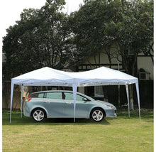 10'x20' Instant Pop-Up Canopy with Case & Removable Walls