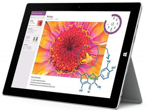 "Microsoft Surface 3 Tablet with 10.8"" Touchscreen, 4GB RAM, 128GB Storage + WiFi & 4G LTE  - UntilGone.com"