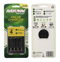 Rayovac 4-Position Charger for AA/AAA NiMH or NiCD Batteries  - UntilGone.com