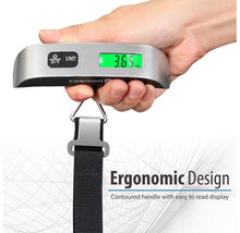 [2-Pack] Digital Luggage Scale for Travel – Weighs up to 110lb/50kg  - UntilGone.com
