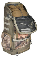 Mossy Oak Pegtooth Day Pack with Hydration Ready Compartment Backpacks
