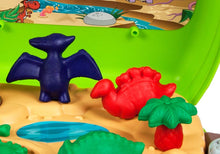 [26-Piece] Dinosaur Dough Activity Suitcase Playset  - UntilGone.com
