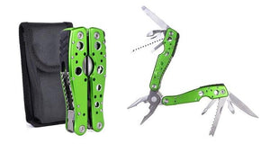9-in-1 Multi-Tool Folding Pliers with Knife, Bottle Opener & Screwdriver  - UntilGone.com