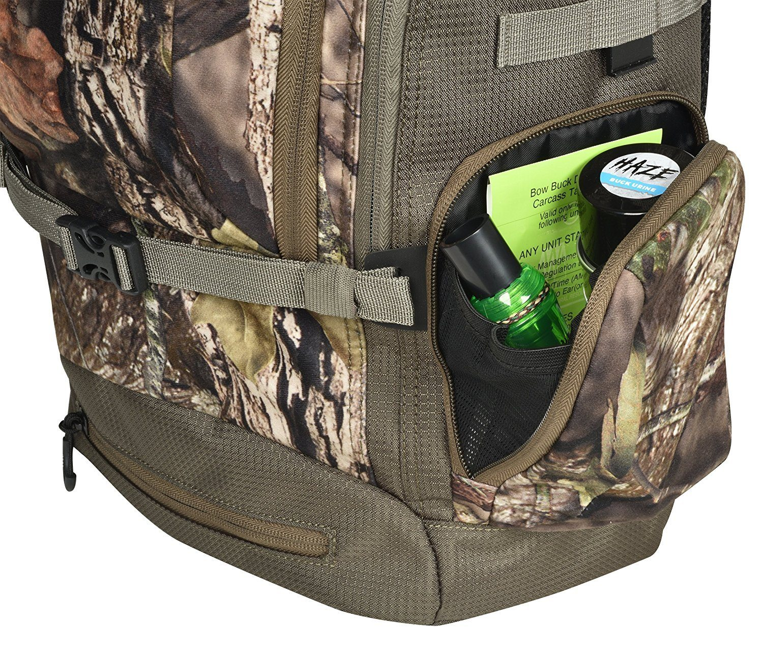 a4ebd0df1678 Mossy Oak Pegtooth Day Pack with Hydration Ready Compartment