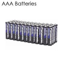 [100-Pack] Panasonic Heavy-Duty AA or AAA Batteries  - UntilGone.com
