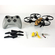 Call of Duty Stunt Drone with 360° Flips, 6-Axis Gyro & 4-Channel Remote Control Remote Control Toys