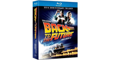 Back to the Future 25th Anniversary Trilogy Blu-ray (3-Disc Set)