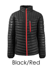 Men's Water Resistant Lightweight Puffer Jacket with Contrast Zippers Coats & Jackets