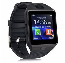 Bluetooth Smart Watch with Camera, Activity Monitor & iPhone/Android Sync Watches Black