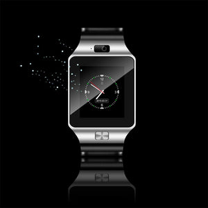 "Bluetooth Smartwatch with 1.5"" HD Touch Screen, 2.0MP Camera, Pedometer and Sleep Monitor"