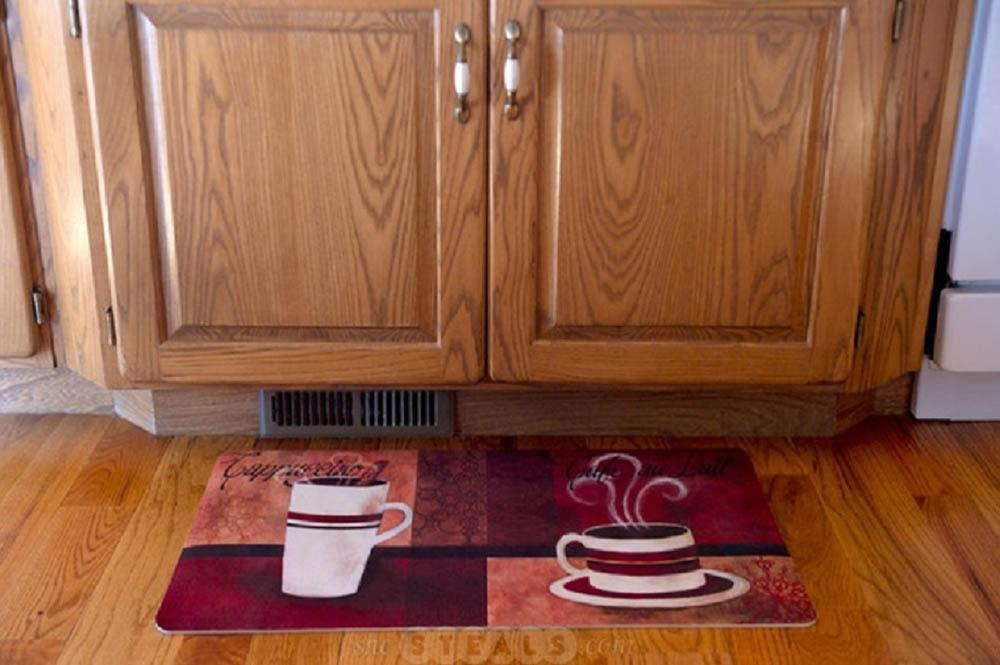 Anti Fatigue Cushioned Kitchen Mats 8 Styles 2 Pack Untilgone Com