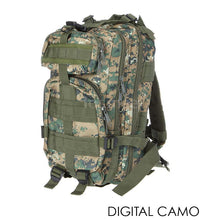 30L Tactical Military Style Backpack With Padded Back Panel  - UntilGone.com