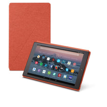 Amazon Fire HD 10 Tablet Case (7th Generation, 2017 Release) Punch Red  - UntilGone.com