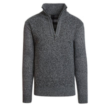 Alta Men's Casual Fleece Lined Half-Zip Sweater Jacket Coats & Jackets Dark Gray - XXL