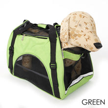 Pet Carrier Travel Bag for Small or Medium Animals – 3 Colors Pet Carriers & Crates