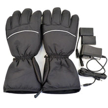 iPM Black Warm Unisex Electric Heated Gloves Gloves & Mittens