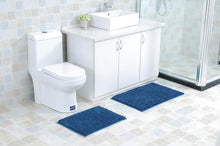 [2-Piece] Plush Royale Chenille Bathroom Mat Set with Non-Slip Backing  - UntilGone.com