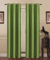 "Madonna 84"" Energy-Saving Thermal Insulation Curtains (2-Panels)"