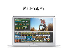 "Apple MacBook Air 13.3"" with Intel Core i5 Processor (Choose RAM and HDD)  - UntilGone.com"