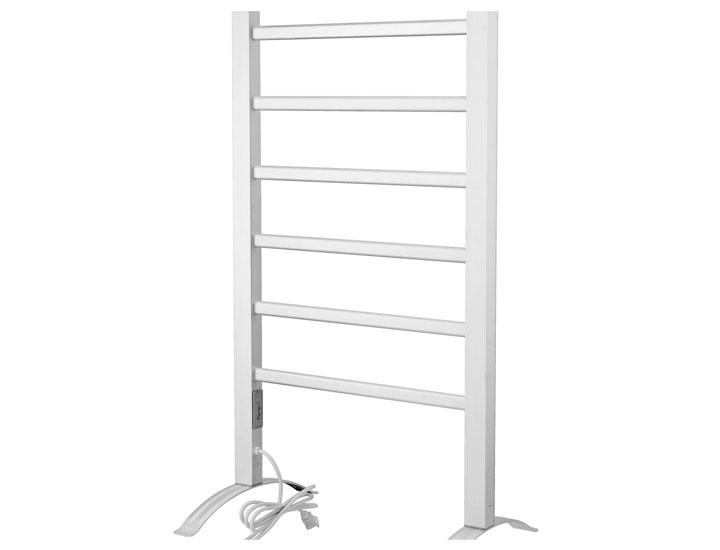 Heat Rails Towel Warmer Drying Rack With Timer