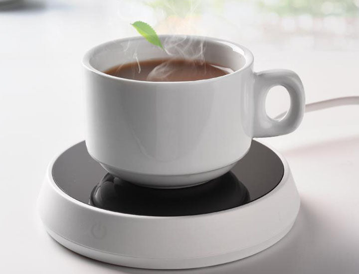 Electric Heated Mug Warmer with Auto Shut Off