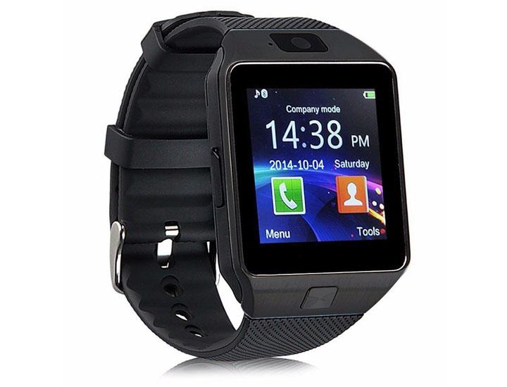 Bluetooth Smart Watch with Camera, Activity Monitor & iPhone/Android Sync Watches