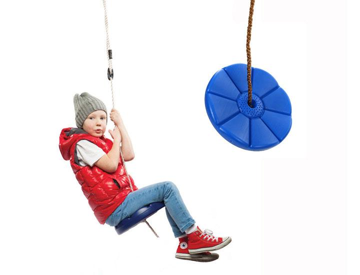 Sunflower Rope Swing Seat with Free Rope  - UntilGone.com