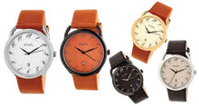 Simplify The 4900 Unisex Watch with Leather Band - 5 Choices  - UntilGone.com