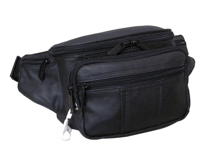 Amerileather Easy Traveler Fanny Pack