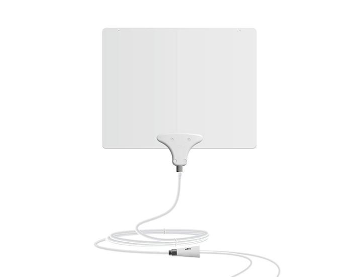 Daily Deals Mohu Leaf 50 Amplified Indoor HDTV Antenna with 60 Mile Range Antennas